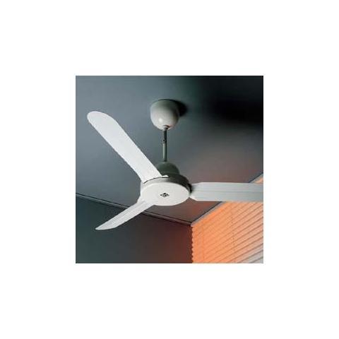 Vortice Lampadari A Pale.Vortice Nordik 1s 120 Ventilatore A Soffitto 3 Pale Diametro 120 Cm Colore Bianco Eprice