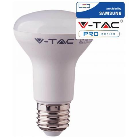 Lampadine Led E27 Luce Calda.V Tac Lampadine Led E27 10w R80 Samsung Reflector Luce Calda 3000k V Tac Vt 280 135