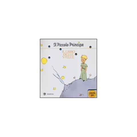 BOMPIANI Il Piccolo Principe  Il libro delle stelle