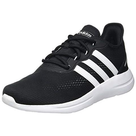 CONVERSE Adidas Lite Racer Rbn 2.0, Scarpe Da Corsa Uomo, Core Nero / ftwr Bianco / grigio Two F17, 45 1/3 Eu