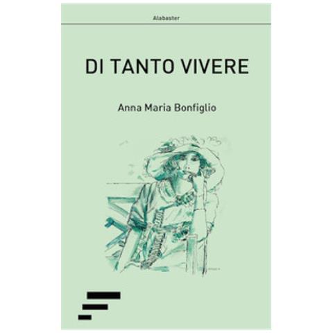 """Anna Maria Bonfiglio, """"Di tanto vivere"""" (Caosfera Edizioni), 2018"""