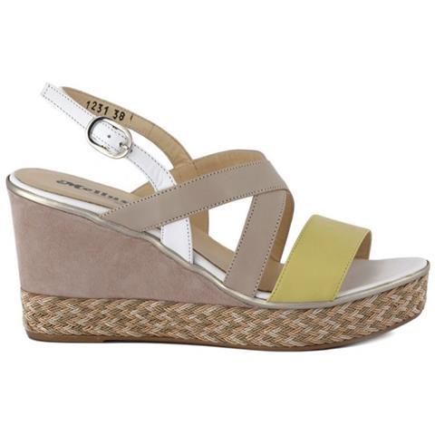 Melluso - Scarpe Sandalo Walk R7907 Taglia 39 Colore Beige - ePRICE 7bd5f7f61ae