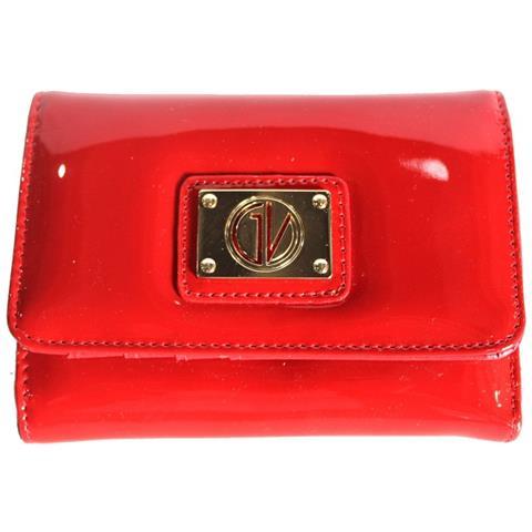 5ba9999d55 Guido vietri - Portafogli Donna Linea Vernice 30145p503 Rosso Scuro - ePRICE