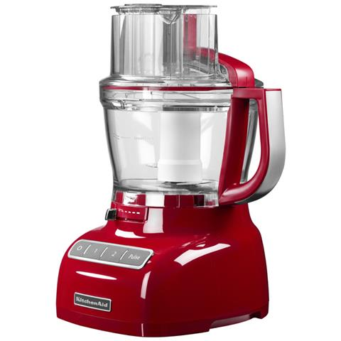 KITCHENAID Food Processor 5KFP1335EER Capacità 3.1 L Potenza 300 W Colore  Rosso