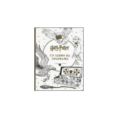Panini Comics Harry Potter Un Libro Da Colorare Eprice