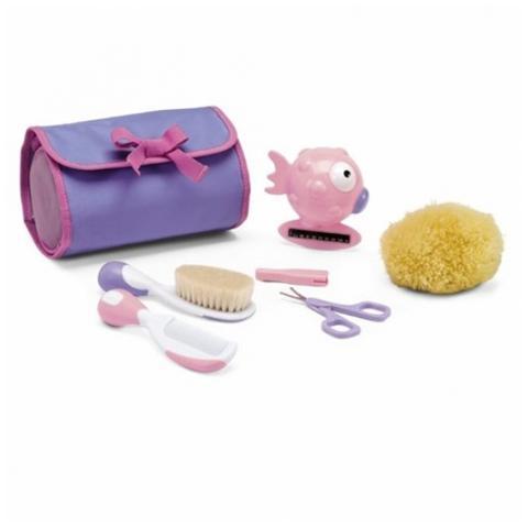Set Bagno Neonato Chicco.Chicco Set Igiene Baby Per Neonati Rosa Eprice