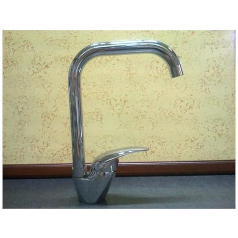 Cilvani - Miscelatore rubinetto cucina lavello Ottawa cromo 40 mm ...
