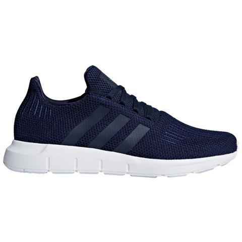 adidas Scarpe Uomo Swift Run Taglia 40 Colore: Blu bianco