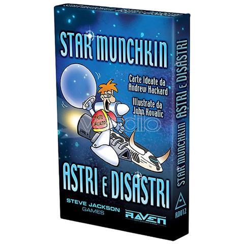 Tutti I Mostri Fatti RAVEN DISTRIBUTION Munchkin 5 6 E 7