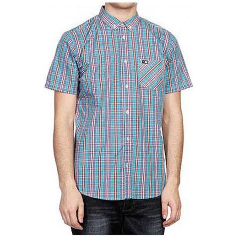 super popular 32e14 d7d1b Rip curl Palm S / s Shirt Camicia Maniche Corte Uomo Taglia Xxl