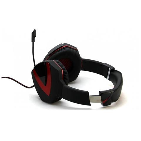 A4Tech - Bloody G501 Cuffie Gaming USB Dolby 7.1 - Nero   Rosso - ePRICE 97af954ccf91