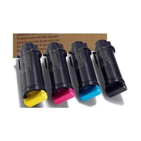 XEROX Toner Compatibile Con Workcentre 6515 - Phaser 6510 Giallo