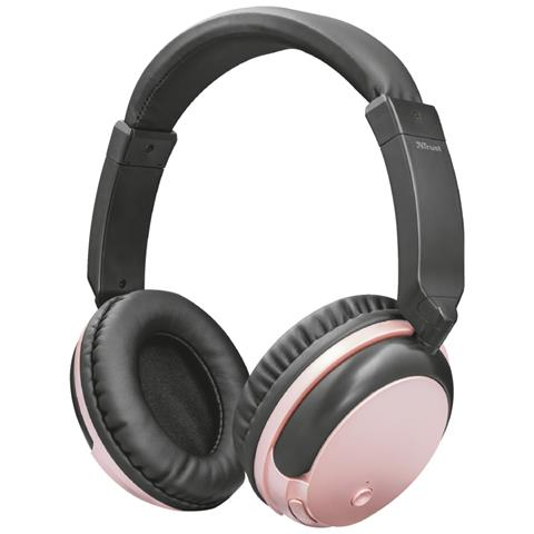TRUST - Cuffie Wireless   Bluetooth Kodo Colore Oro Rosa - ePRICE e79ced315d67