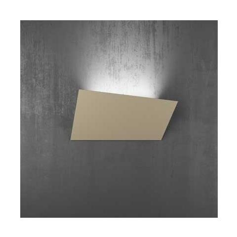 Top Light Applique Moderno Led In Metallo Color Sabbia Da Bagno L