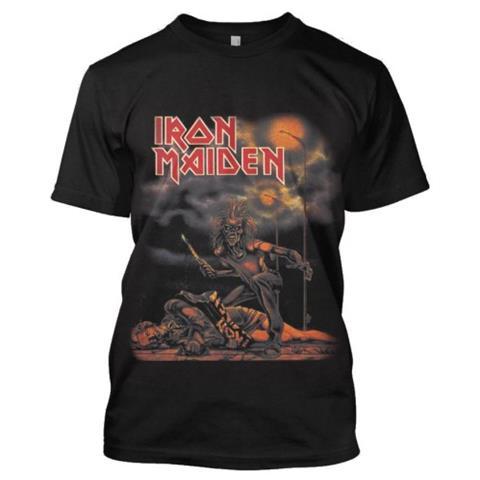 Iron Maiden - Sanctuary (T-Shirt Unisex Tg. XL)