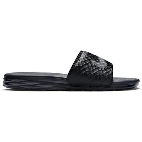 NIKE Sneakers Nike Benassi Solarsoft Uomo Nero