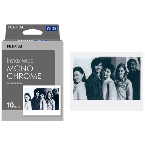 1 Fujifilm INSTAX Film wide monochrome