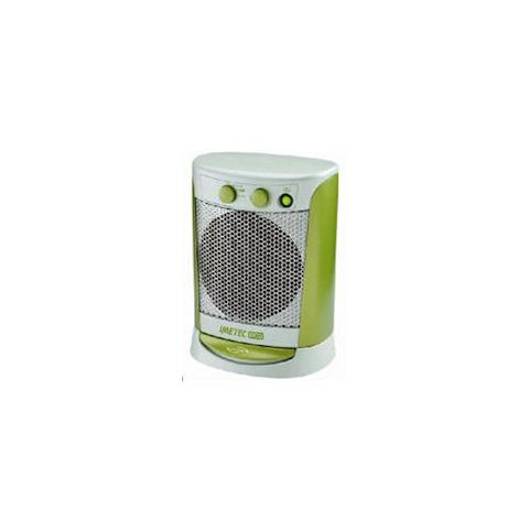 Imetec Eco Scaldabagno.Imetec Eco Silent Diffusion Fh4 300 Termoventilatore Oscillante E Ultrasilenzioso A Basso Consumo Energetico