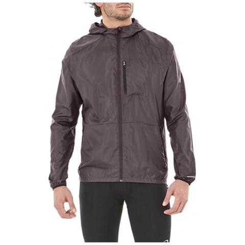 promo code 43fa8 18024 Asics Packable Jacket Giacca Running Uomo Taglia M