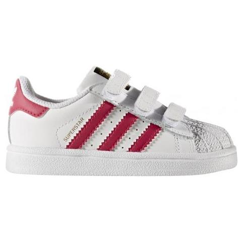 adidas Superstar Cf I Scarpa Tempo Libero Bambini Eur 26,5