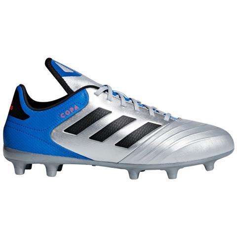 new products 66ac2 88264 adidas - Scarpe Calcio Adidas Copa 18.3 Fg Team Mode Pack Taglia 43 1 3 -  Colore  Bianco   blu - ePRICE