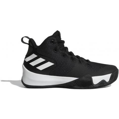 adidas Explosive Flash K Scarpa Basket Uomo Uk Junior 4