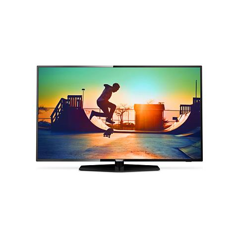 "5e4f652d0 PHILIPS - TV LED Ultra HD 4K 50"" 50PUS6162 12 Smart TV UltraSlim - ePRICE"