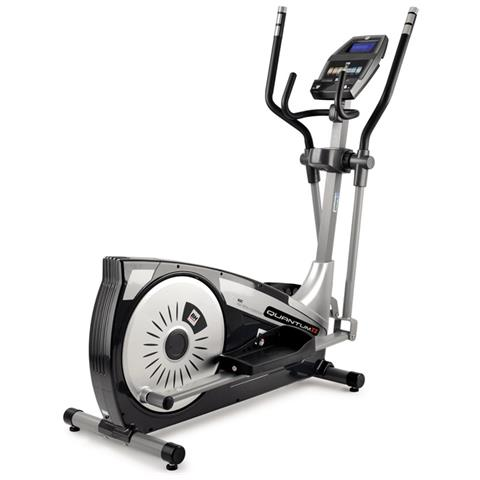 Bh Fitness Bicicletta Ellittica Quantum Ii 10011013 Magnetica 20 Kg 46 Cm Uso Intensivo