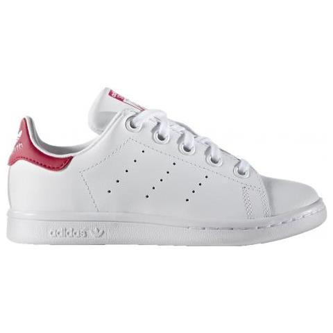 52213bbb131 adidas - Stan Smith El C Scarpa Tempo Libero Ragazza Uk Junior 28.5 - ePRICE