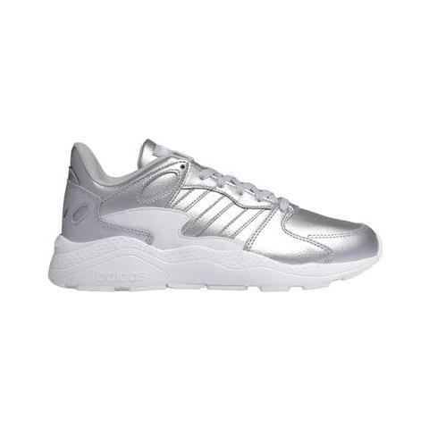 Argento Chaos 13 Cloudfoam 39 Sneakers Grigio Donna Adidas
