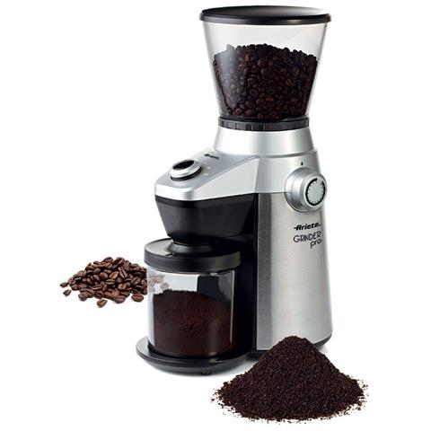 DELONGHI KG49 ELETTRICO Macinacaffè 90 G di capacità chicchi di caffè 170 W Nero