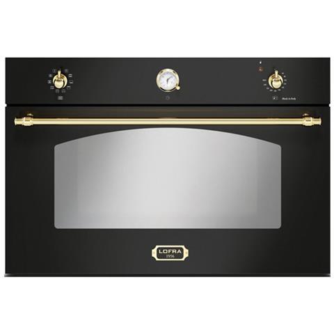 LOFRA Forno Elettrico da Incasso 8022389012759 Capacità 105 L Multifunzione  Ventilato Colore Nero