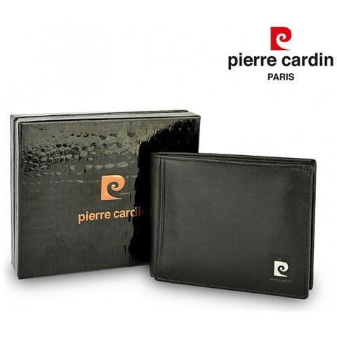 b329ab2081 Pierre Cardin - Portafoglio Da Uomo 8805 Tilak08 In Vera Pelle Con  Portamonete - ePRICE