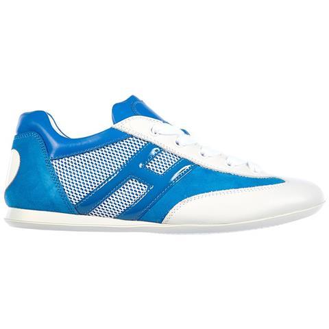 HOGAN Scarpe Sneakers Donna Hogan Gyw0520i7901kd913f Olympia Pelle Originale Pe New Taglia 37 1/2 Colore Bianco