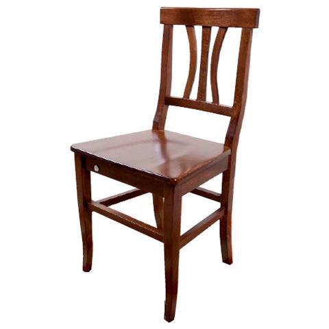 Sedie In Legno Arte Povera.Homegarden Sedia Arte Povera Legno Pz 2 Da Cucina Eprice