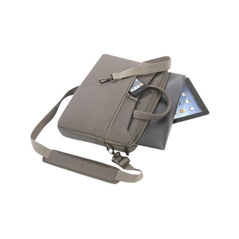 "9ab21af31424 TUCANO - Borsa Work-out II Slim Bag per notebook / MacBook 13"" Colore  Grigio - ePRICE"