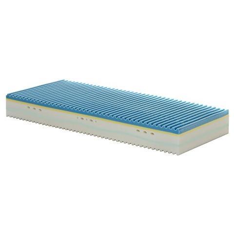Materassimemory Materasso Singolo Memory 5 Strati Mod. Armonia Plus Misura  90x190 Alto 25cm Con Dispositivo Medico Classe 1 Detraibile, 5 Cm Memory, 7  ...