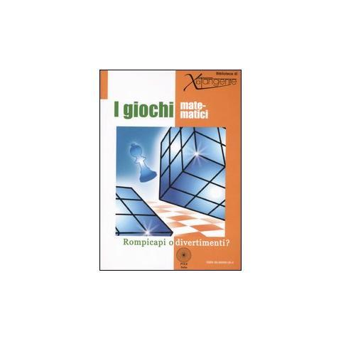 buy online 33963 47878 Kangourou Italia - I giochi matematici. Rompicapi o ...