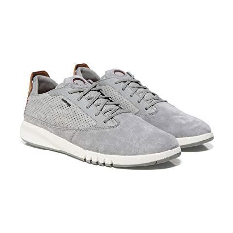 Devorar derivación Aclarar  GEOX - Sneakers Uomo Grigio 41 - ePRICE