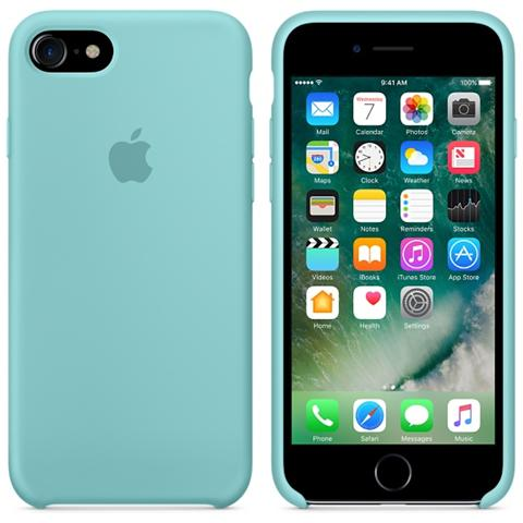 GEL COVER IPHONE 7 - 8 AZZURRA - GLOVE SRL