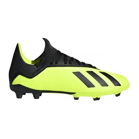 J Scarpe Uk X Junior Da Eprice Calcio Adidas 4 18 3 Fg Bambino 5 dzp1qqIX