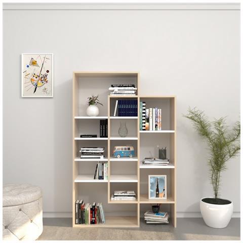 per Soggiorno Ufficio casa nobrand Libreria a 4 Ripiani