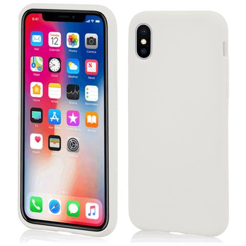 custodia iphone x sottile