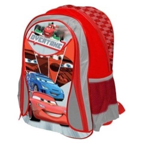 844c46922d TrAdE shop Traesio® - Zaino Asilo Cars Disney Saetta Mcqueen Portaoggetti Bambini  Scuola Colore Rosso - ePRICE