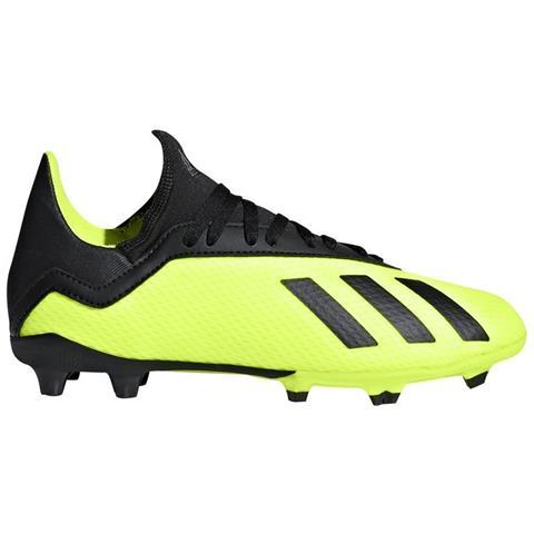 adidas X 18.3 Fg J Scarpe Da Calcio Bambino Uk Junior 4