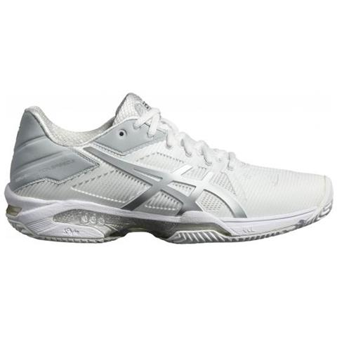 Asics Gel Solution Speed 3 Clay Scarpa Tennis Donna Us 9. Zoom 178b547a73c