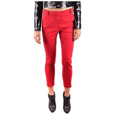 Viscosa Taglia Pinko Pantaloni Donna Eprice 42 Rosso 1g13lc1739r52 7ntSvq