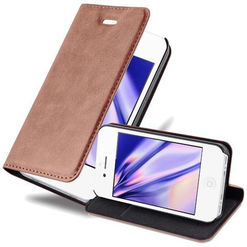 custodia iphone 4 portafoglio