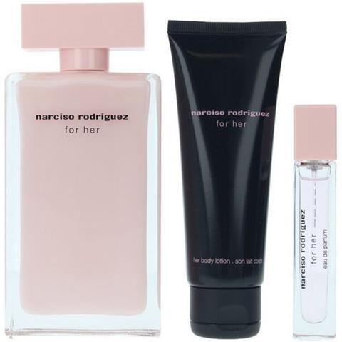 Her3 Rodriguez Cofanetto For Profumo Donna Narciso PcsEprice 8k0wOXNnP