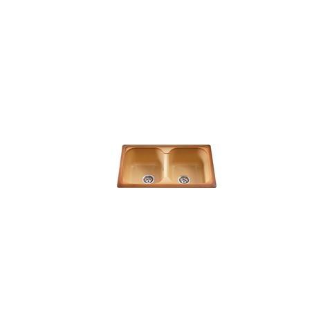 TELMA FT08620-02 Lavello incasso L86 cm Colore Terra di Francia